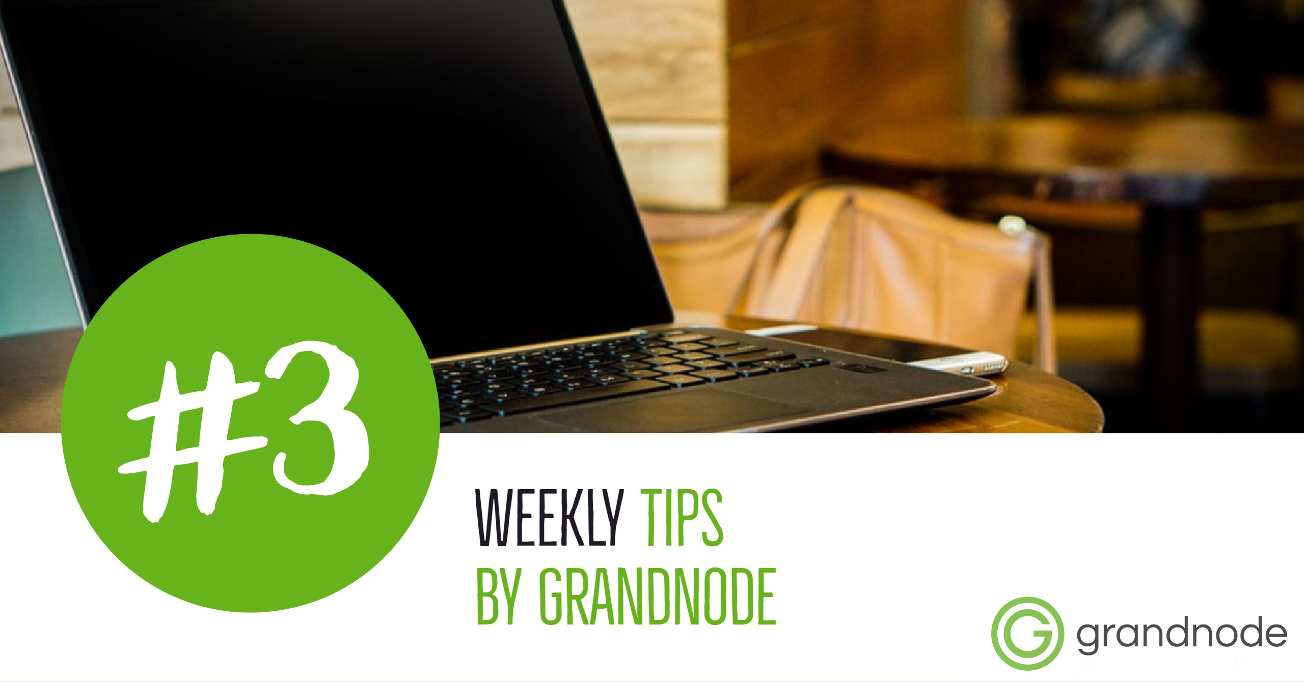 Picture for blog post Weekly Tips #3: Running GrandNode 4.00+ on MongoDB 3.4