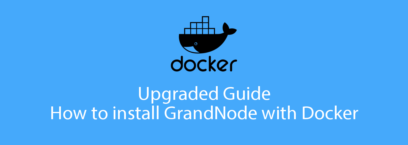 Picture for blog post GrandNode with Docker - How to install different versions of GrandNode