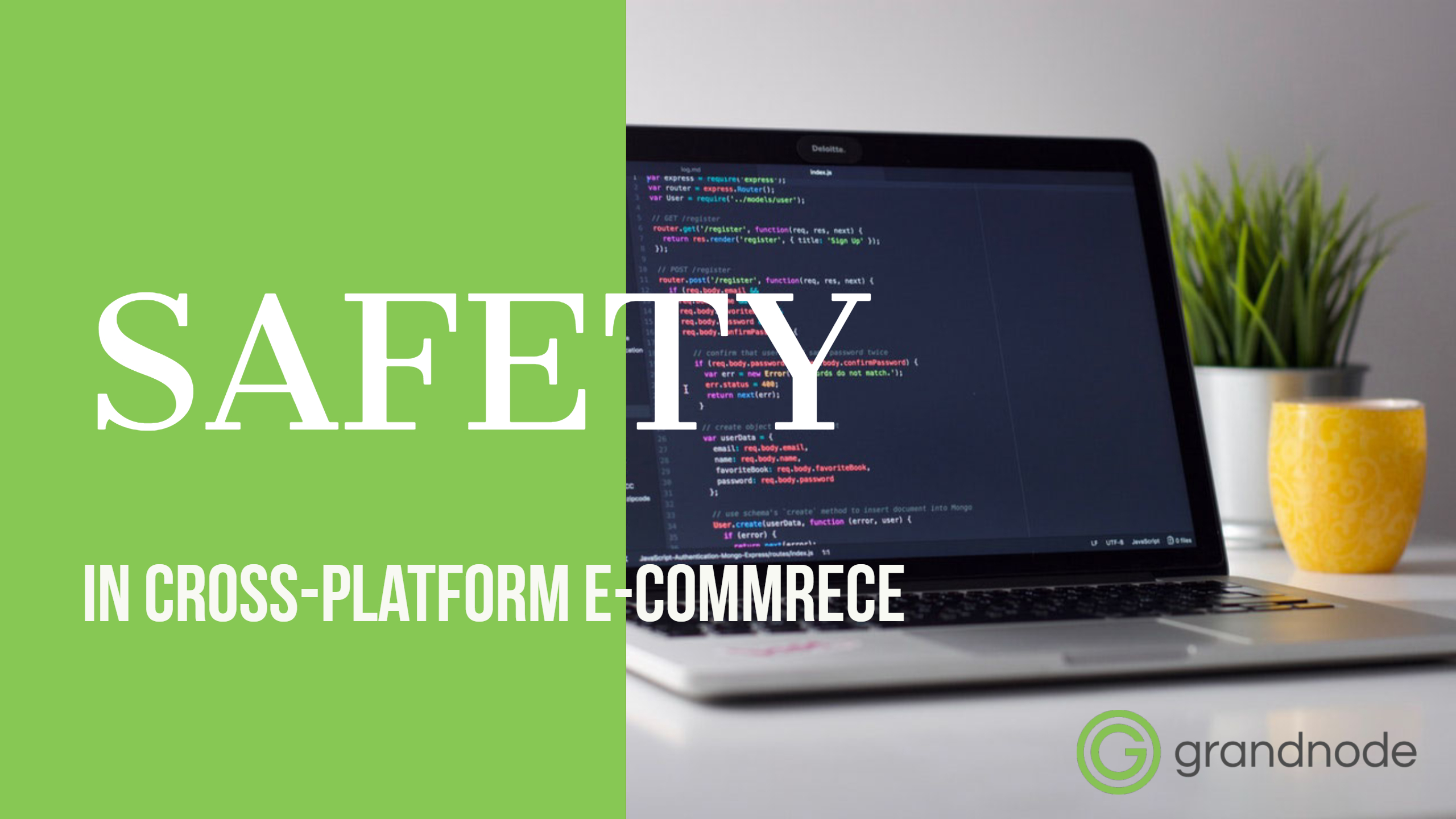 Picture for blog post Safety in MongoDB and cross-platform e-commerce