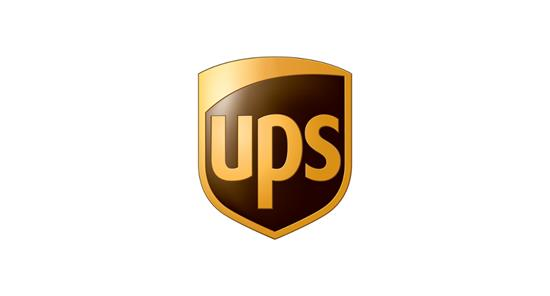 Print labels for UPS logo