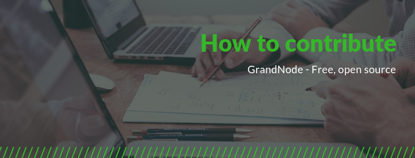 Picture for blog post How to contribute GrandNode project?