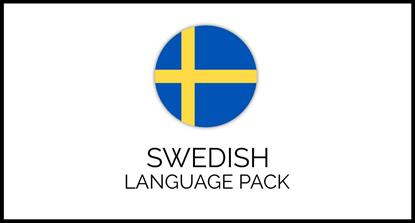Swedish Language Pack
