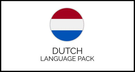Dutch language pack for GrandNode