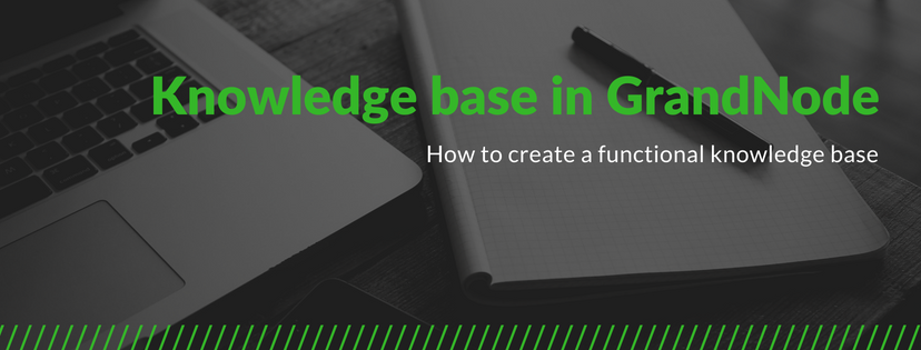 Picture for blog post How to create a functional knowledge base?