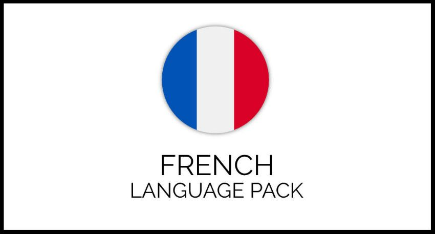 French Language Pack for GrandNode