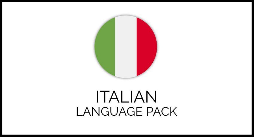 Italian Language Pack for GrandNode 4.30