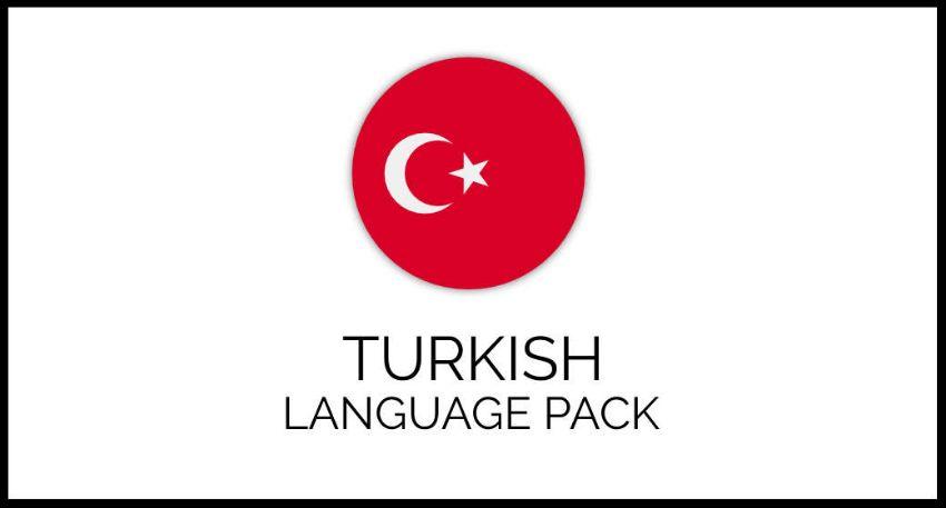 Turkish Language Pack for GrandNode