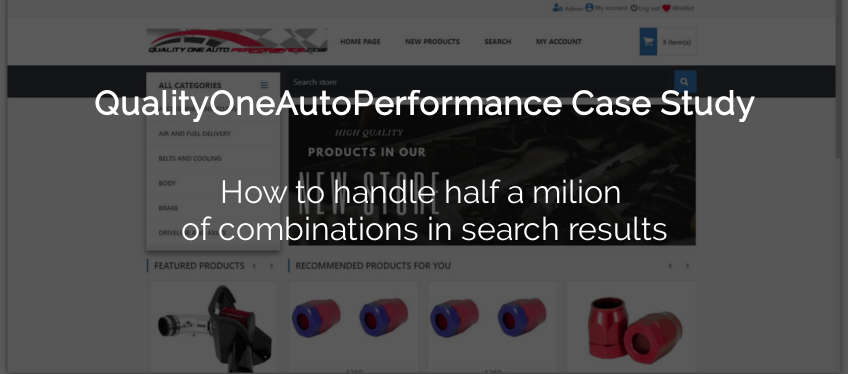 Picture for blog post Quality One Auto Performance case study
