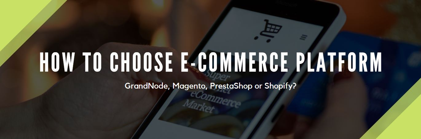 Zdjęcie dla posta How to choose the best e-commerce platform