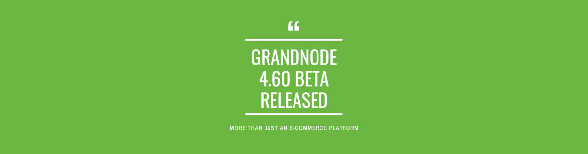 Picture for blog post GrandNode 4.60 Beta Released & 10$ Hunting!