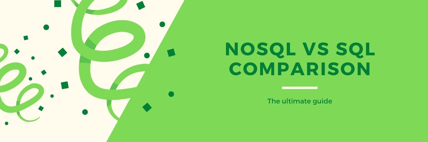Picture for blog post NoSQL vs SQL Comparison