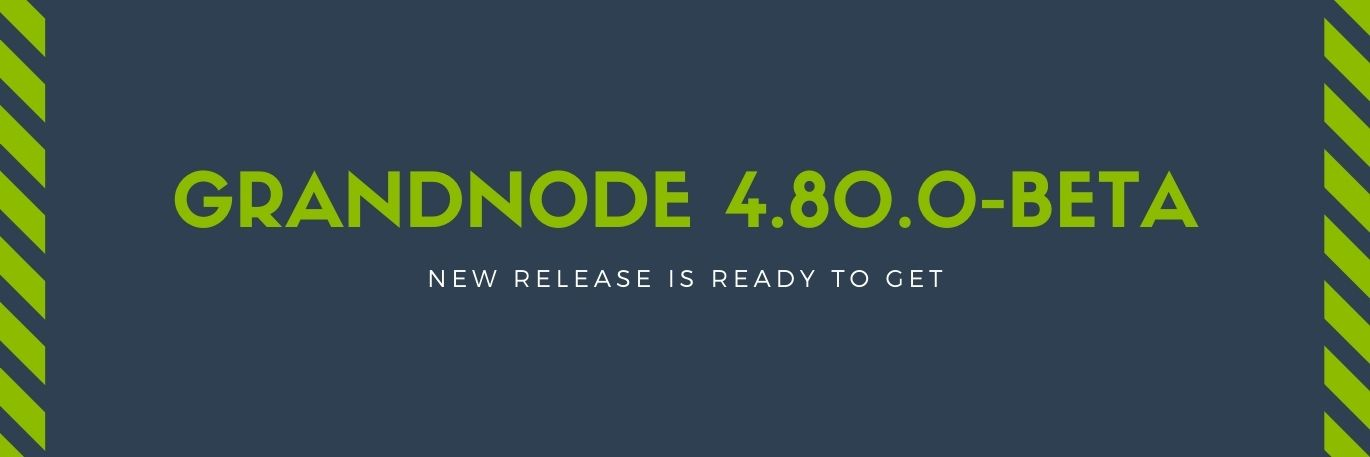Picture for blog post New release: GrandNode 4.80.0-beta