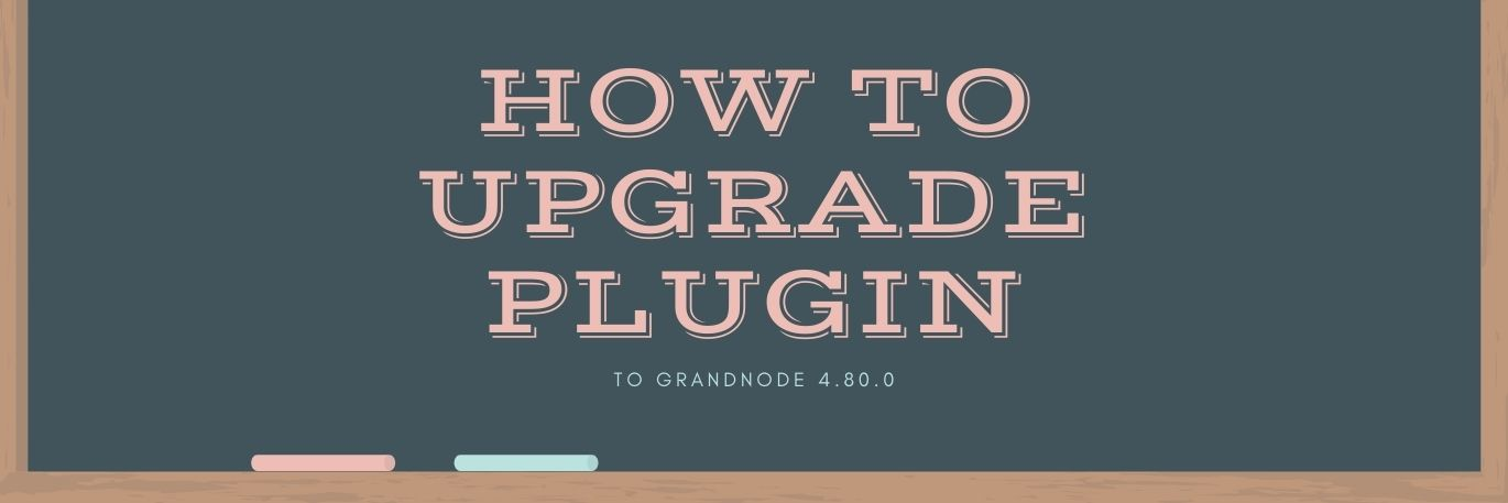 Zdjęcie dla posta How to upgrade plugin to 4.80.0