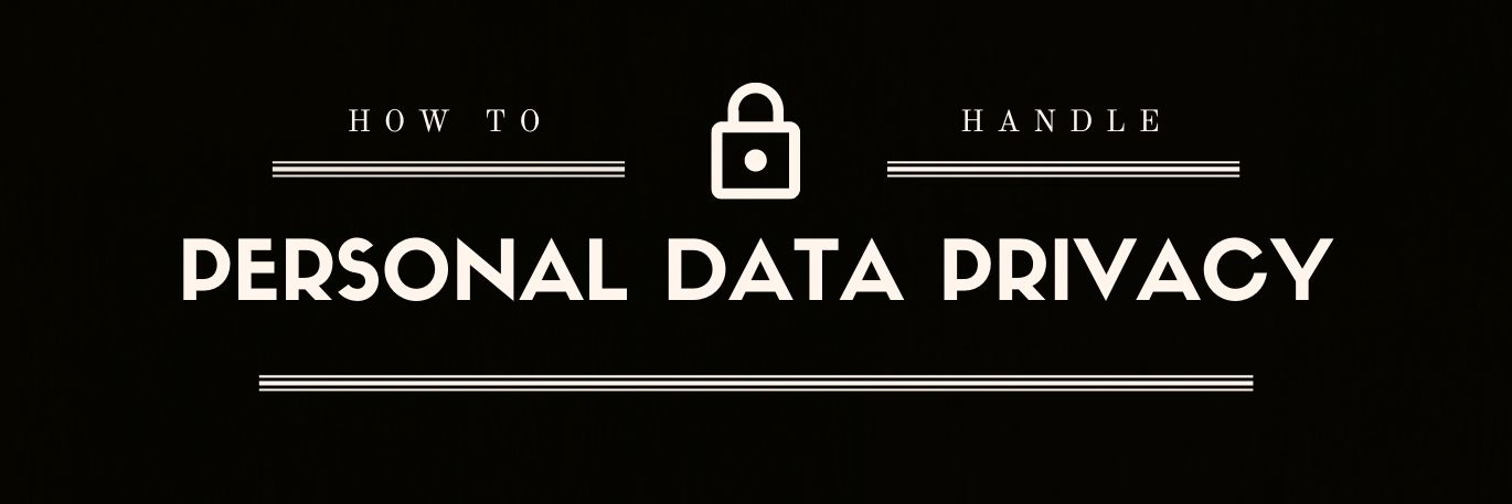 Picture for blog post How to handle personal data privacy?