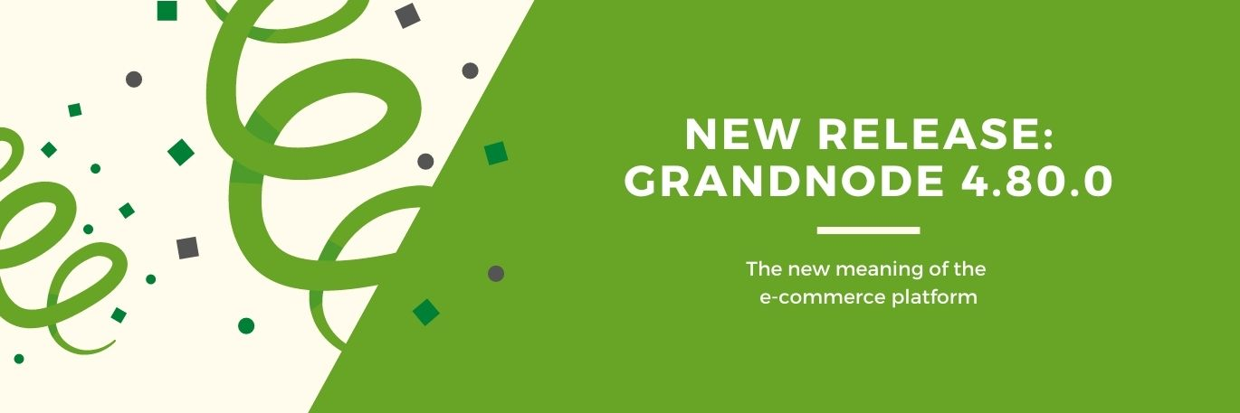 Picture for blog post New release: GrandNode 4.80.0